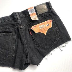 Levi's   NWT 501 Denim Shorts